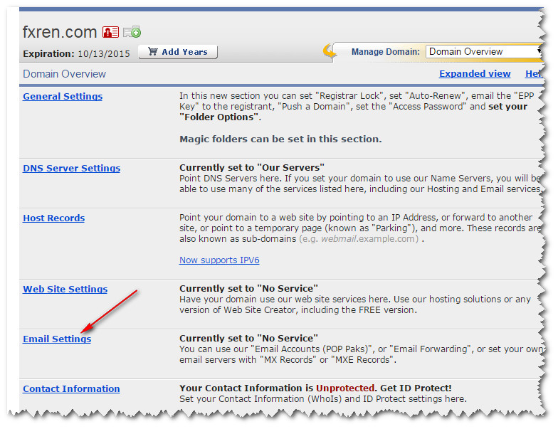 eNom域名管理– eNom代理,eNom教程